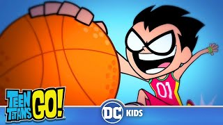 Teen Titans Go! | Courtroom Drama | DC Kids