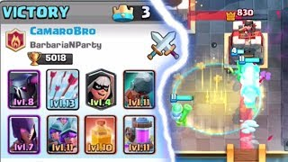 THIS DECK IS THE META   Clash Royale   #1 Deck in the World