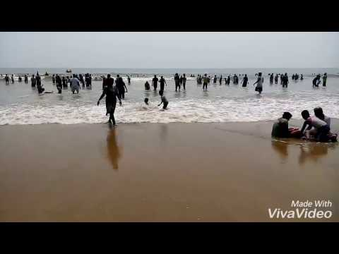 digha sea beach india   sea beach bath   indian tourism   new digha