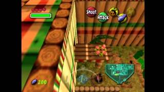 Zelda: Majora's Mask Playthrough #012, Deku Palace (1/2): In the Hall of the Swamp King