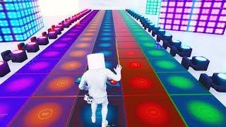 So We Made Fortnite Emote Music & Marshmello Songs Using New Creative Music Blocks..!