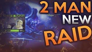 2 MAN Wrath of The Machine (FULL RAID) Destiny