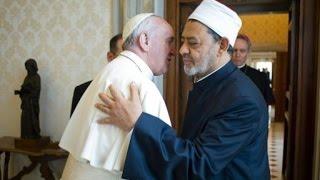 أبرز ما جاء في كلمة البابا فرنسيس خلال مؤتمر الأزهر للسلام