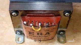Cara memasang travo ERA 0-110