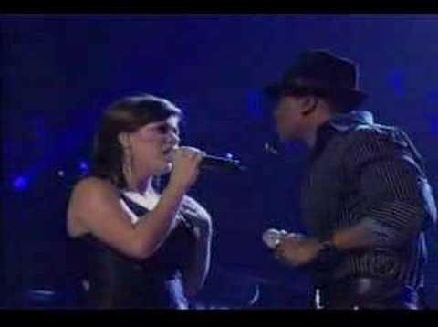 Kelly Clarkson & Alexandre Pires Amame