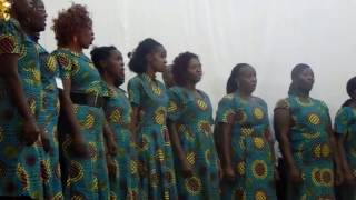 All Angel Sing St. Jude  3rd mass Choir  Athi River Christmas Carols 2016