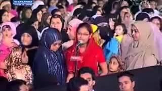 An Indian Girl Converted to Islam   Dr Zakir Naik