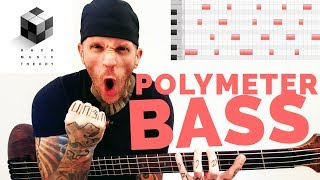 Polymeter - How to Write a Bass Line (Polymetric Bass Guitar Example) | Hack Music Theory