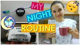 MY NIGHT ROUTINE 12 YEAR OLD GIRL | JEAN