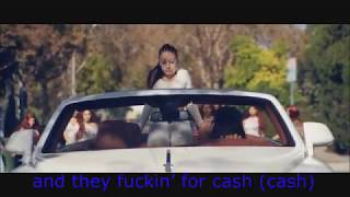 """BHAD BHABIE Feat. Lil Yachty - """"Gucci Flip Flops"""" (Official Lyric Video)"""