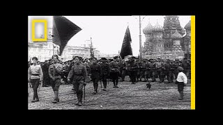 The Revolution That Shaped Russia | National Geographic