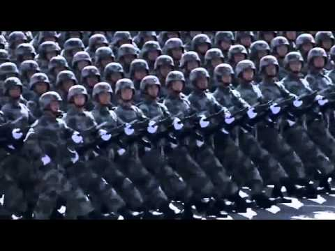 watch China - Hell March - the largest army in the world - FULL (Official)