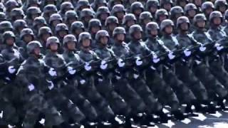 China - Hell March - the largest army in the world - FULL (Official)