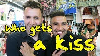 First Ever MEET & GREET |  Who gets a kiss