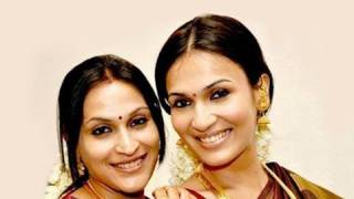 Do Rajini's daughters fight with each other ?