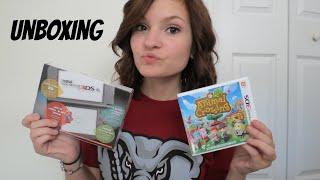 New 3DS XL Unboxing | Game Stop Haul | Alyssa Nicole |