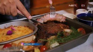 Tomahawk Steak Ini Matang Nan Empuk