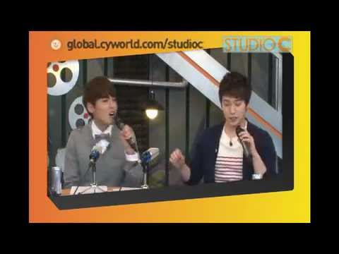 [StudioC ep15] Super Junior live performance on Studio C