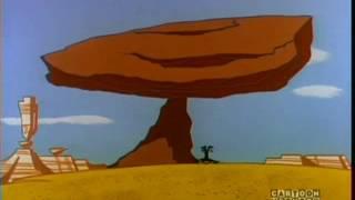 Wile E. Coyote vs. Boulders