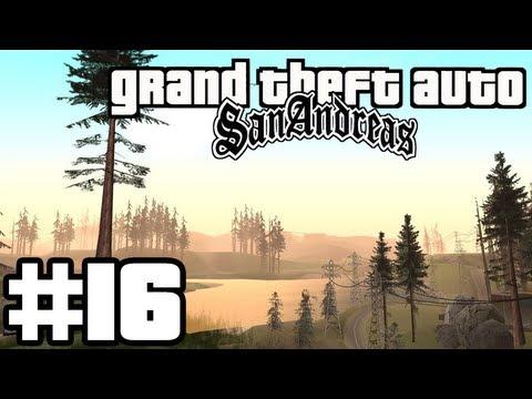 GTA San Andreas Walkthrough OG Loc Rap Yapmıyormuş Gidiyoruz Bölüm 16