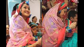 Adorable Pictures From Disha Vakani aka Dayaben's Baby Shower!