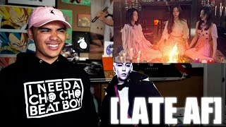 [LATE AF] Dreamcatcher - GOOD NIGHT MV Reaction