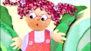 BabyTV Lily and Pepper Animals in a garden english