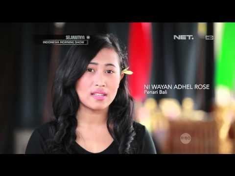 Perempuan Masa Kini Ni Wayan Sukapti Penari Bali - NET5