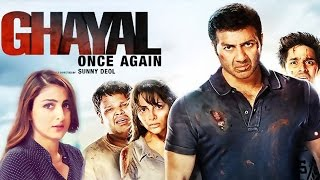 Ghayal Once Again Full Movie Review | Sunny Deol, Soha Ali Khan | Bollywood Movie 2016