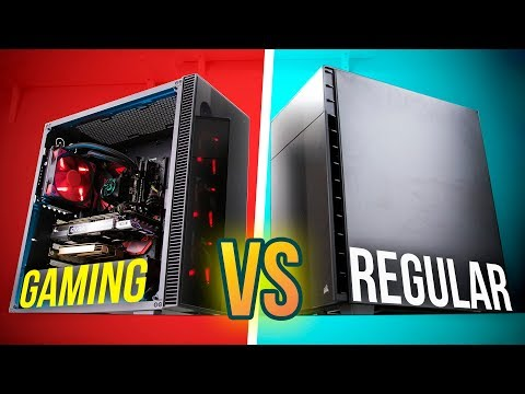 Are Gaming Parts ACTUALLY Faster Final Answer