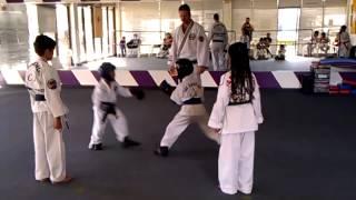 Karate Kid Loses His Underwear ( Hilarious!! LOL )