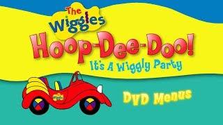 The Wiggles: Hoop-Dee-Doo: It's a Wiggly Party! DVD Menus