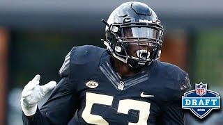 Duke Ejiofor NFL Draft Tape | Wake Forest DE