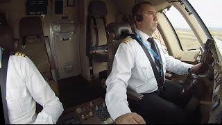 Azerbaijan Airlines B757 ULTIMATE COCKPIT MOVIE Baku - Nakhchivan [AirClips full flight series]