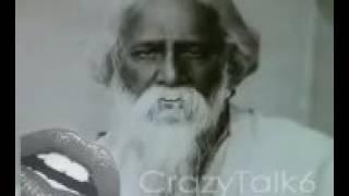 Rabindranath tegore funny song