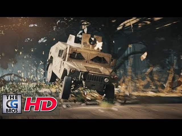 """CGI VFX Trailers : """"DAWN OF THE  STUFF"""" - by  Alf Lovvold"""