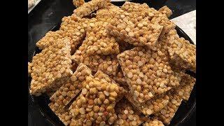 """المطبخ - حلوى المولد """"السودانية..الحمصية"""" بنفس طريقة المحلات"""