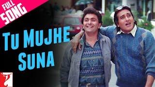 Tu Mujhe Suna - Full Song   Chandni   Rishi Kapoor   Vinod Khanna