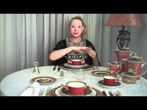 Dining Table Etiquette Part 1 Gloria Starr Global Expert
