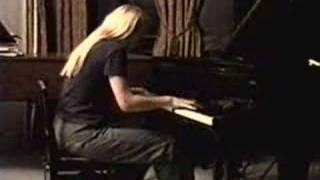 Valentina Lisitsa plays Rachmaninoff Etude Op 39 #6