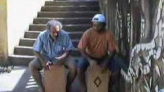 Gildo Cajon e Sapo Cajon