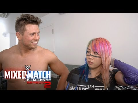 Xxx Mp4 Asuka Unleashes An Angry Chop On The Miz Following Their MMC Victory 3gp Sex