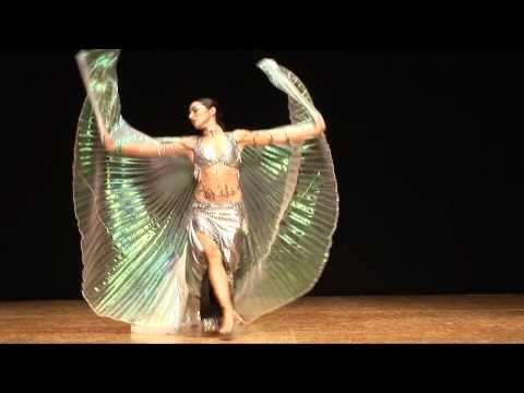 Eva Sampedro Clasico Oriental Alas de Isis Percusion Bellydance Evolution 13 06 2010