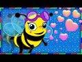 Download Video Download Arı Vız Vız Vız ve Sevimli Dostlar ile 58 Dakika Çizgi Film Bebek Şarkıları 3GP MP4 FLV
