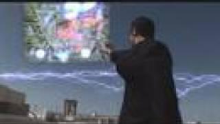 Matrix Style fight with Pop-ups