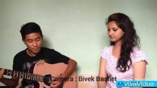 Timro Mayale  Badhera Rakha - Shyam Karki (Cover by Bini Basnet)