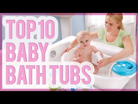 Best Baby Bath Tub 2016 & 2017 – TOP 10 Bathtubs For Babies