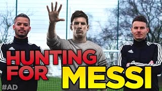 SEARCHING FOR MESSI - Topps Kick Pack Opening!