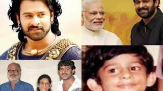 তেলেগু অভিনেতা প্রভাস এর জীবন কাহিনী | Biography of Tollywood Actor Prabhas 2017 !!