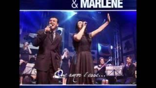 Julio Cesar e Marlene-Alma cansada PLAY BACK